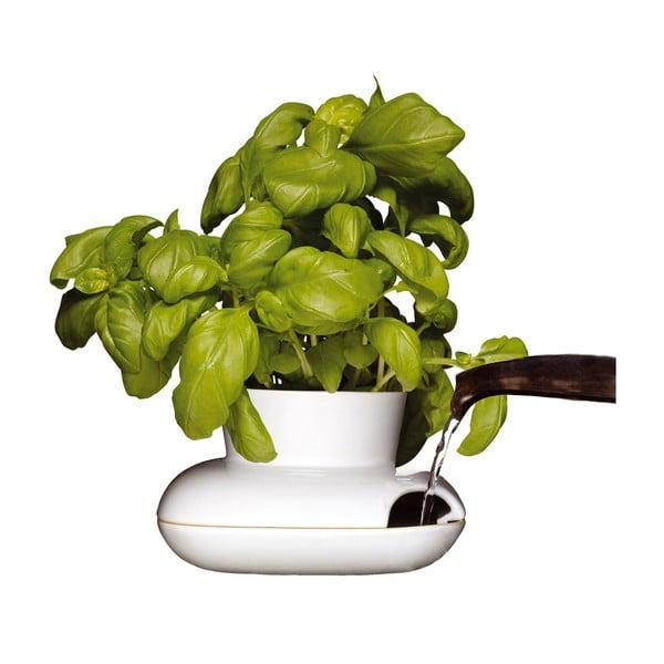 Kvetináč na bylinky Sagaform Herb, veľký
