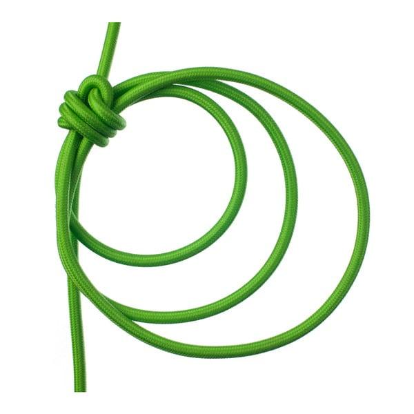 Zelené svietidlo od Jakuba Velínského, 3 m