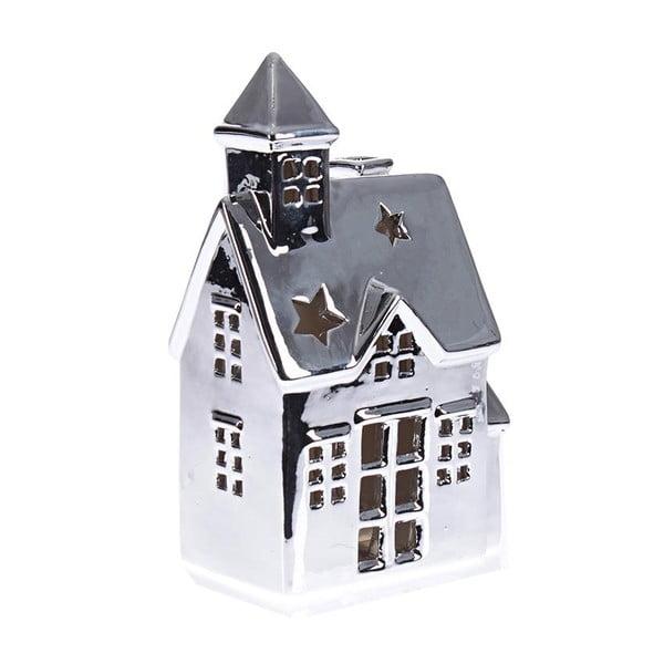 LED lampáš Silver House