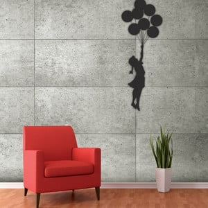 Veľkoformátová tapeta Streetart Balloons, 315x232 cm