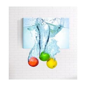 Nástenný 3D obraz Mosticx Jablká, 40 x 60 cm