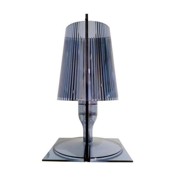 Modrá stolová lampa Kartell Take