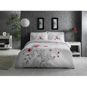Obliečky s plachtou Simple White, 160x220 cm