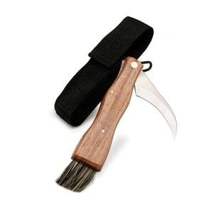 Hubársky nôž so štetcom Mushroom Sagaform