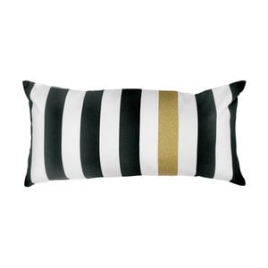 Vankúš Miss Étoile Gold Stripes, 30x70cm