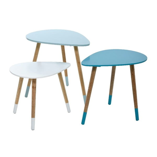Set 3 stol9kov Blue´n´Mint