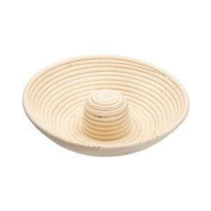 Ratanový košík na kysnutie chleba sdierou Kitchen Craft Home Made