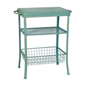 Odkladací stolík Iron Rack