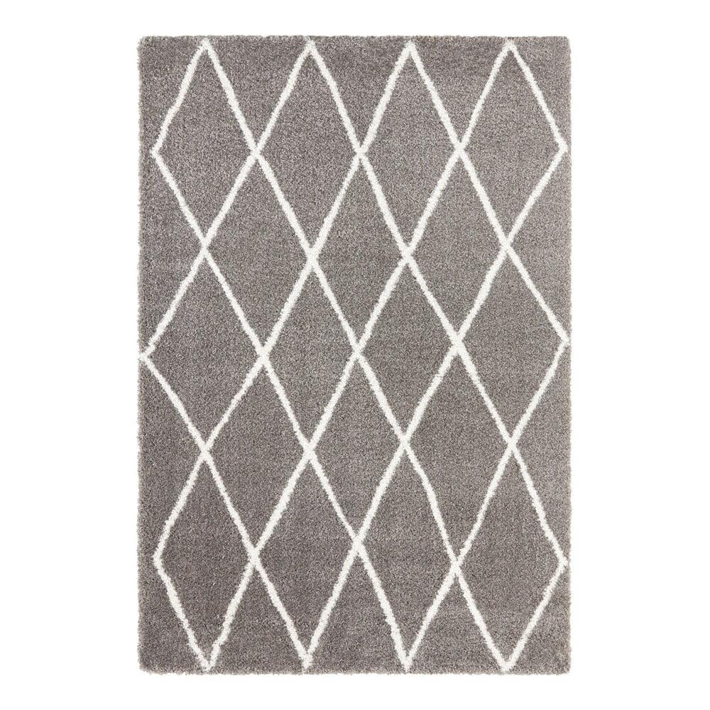 Sivý koberec Elle Decor Passion Abbeville, 160 × 230 cm