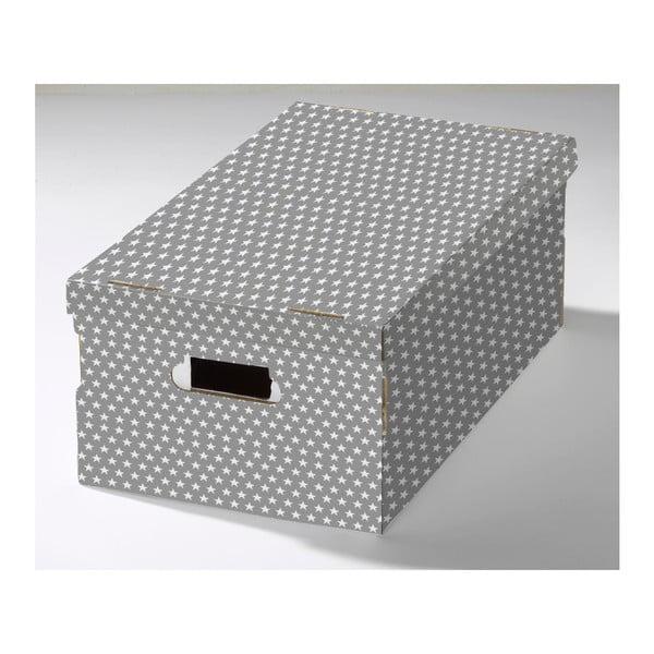 Škatuľa s viečkom z vlnitej lepenky Compactor Mia, 40×31×21 cm
