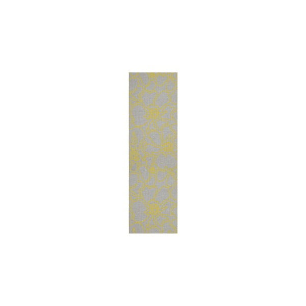 Vysoko odolný obojstranný koberec Flou V1, 60x160 cm