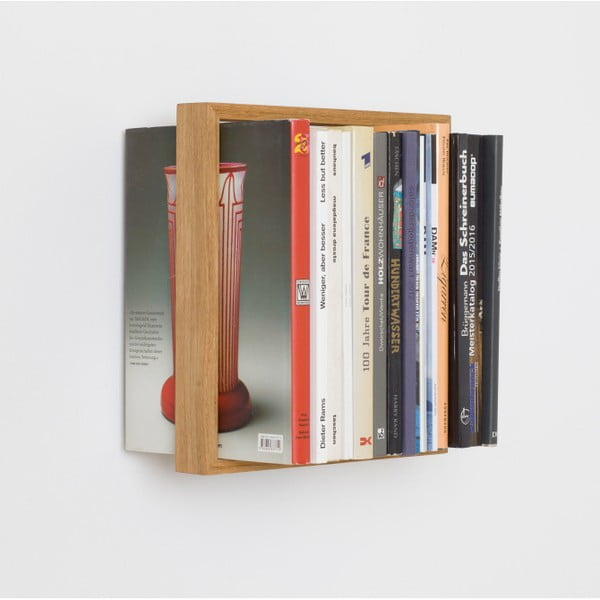 Polica na knihy das kleine b b7, výška 34cm
