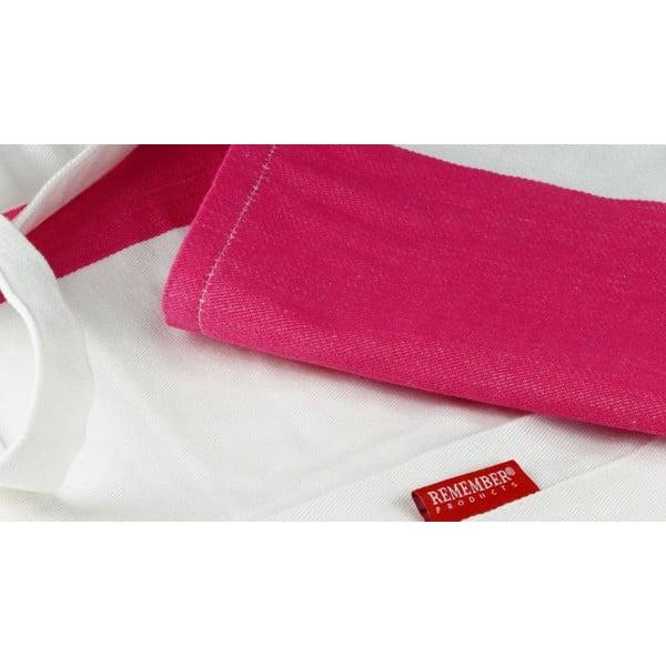 Zástera Remember Pink&White