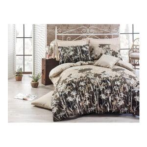 Set obliečok na jednolôžko a ľahkej prikrývky cez posteľ Bonar