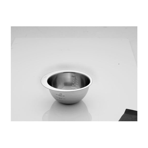 Antikoro odmerná miska Steel Function, 22 cm