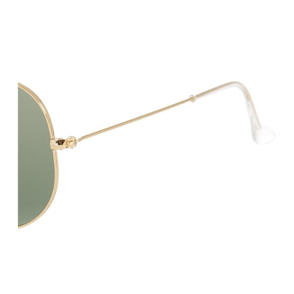 Unisex slnečné okuliare Ray-Ban 3025 Gold/Green