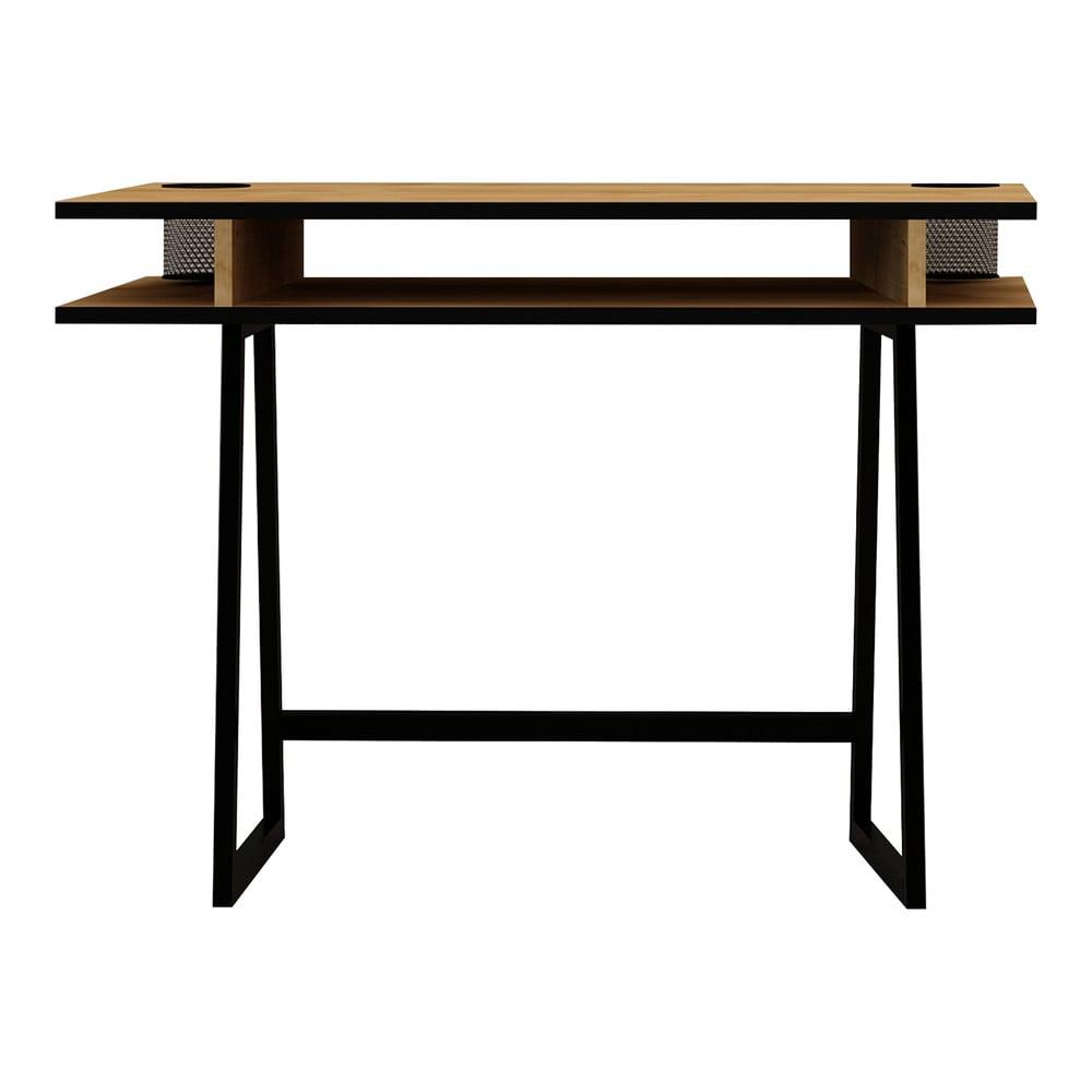 Pracovný stôl Drogo, výška 75 cm