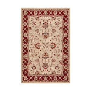 Vlnený koberec Byzan 546 Beige, 120x160 cm