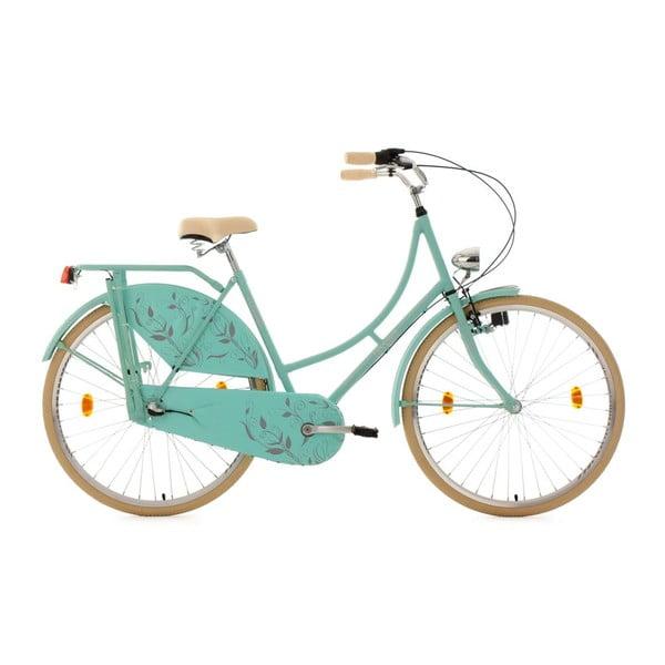 "Bicykel Tussaud Green Flower 28"", výška rámu 54 cm, 3 prevody"
