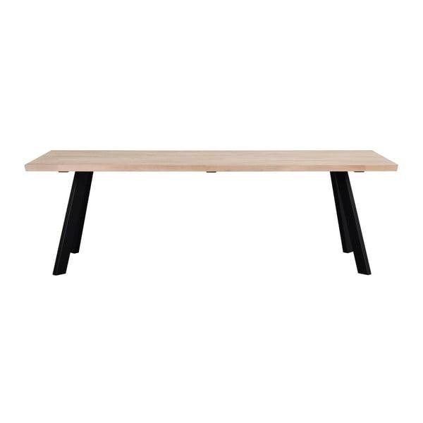 Dubový jedálenský stôl Folke Freddie