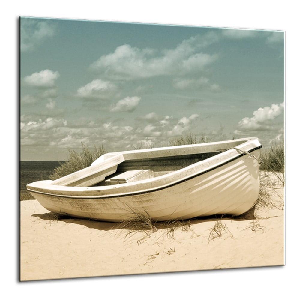 Obraz Styler Glasspik Harmony Dunes II, 30 × 30 cm