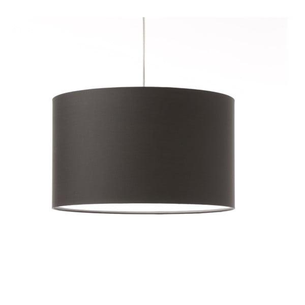 Tmavosivé stropné svetlo 4room Artist, variabilná dĺžka, Ø 42 cm