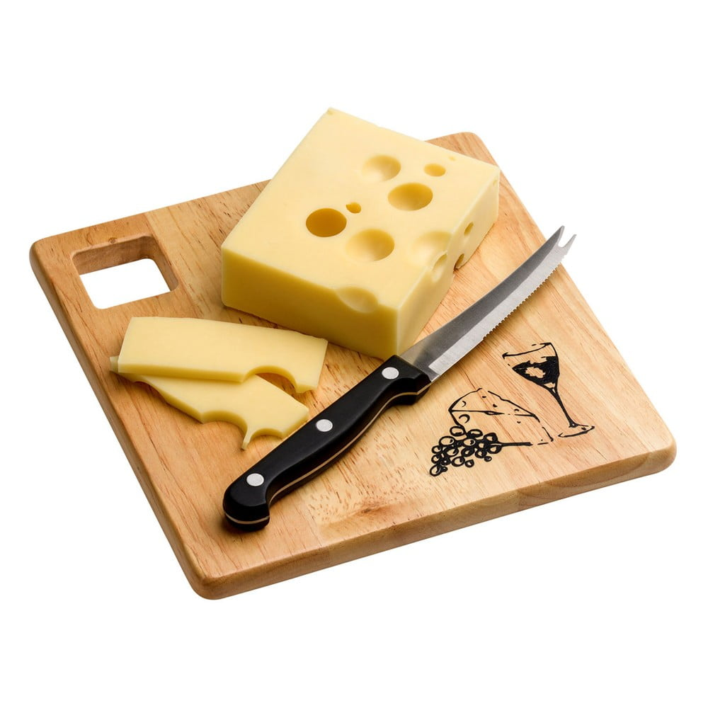Set doštičky a noža na syr Premier Housewares