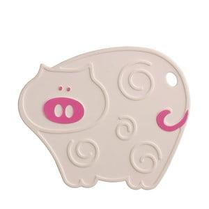Silikónová podložka Premier Housewares Pig