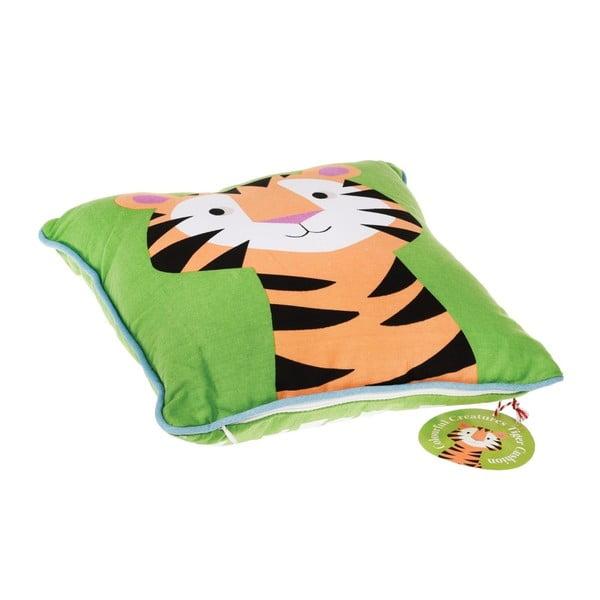 Vankúš Rex London Jim The Tiger, 30×30cm