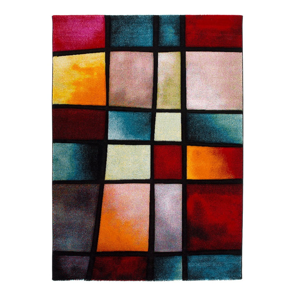 Koberec Universal Malmo Cube, 160 × 230 cm