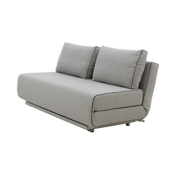 Sivá rozkladacia sedačka Softline City