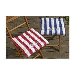 Sada 2 bavlnených sedákov Boltze Stripes, 40 x 40 cm