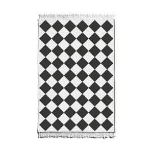 Obojstranný koberec Chess, 100×150 cm