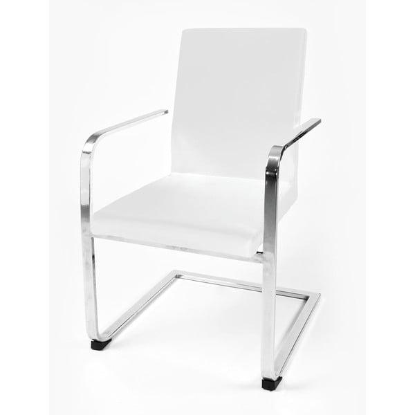 Pracovná stolička Ottavia, biela