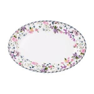 Oválný tanier Krauff Versailles, 22 cm