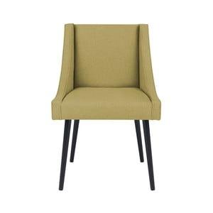 Žltá stolička Micadoni Home Massimo