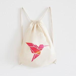 Plátený batoh Mosaik Kolibri