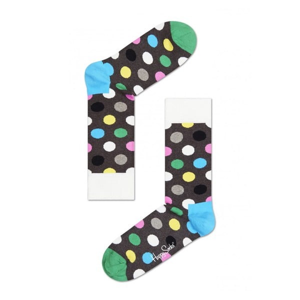 Ponožky Happy Socks Pastel Dots, veľ. 41-46
