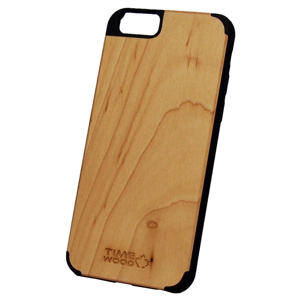 Drevený kryt na iPhone 5 TIMEWOOD Maple  c2c9c8af4c7