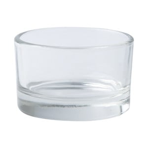 Svietnik KJ Collection Clear Glass, 3 cm