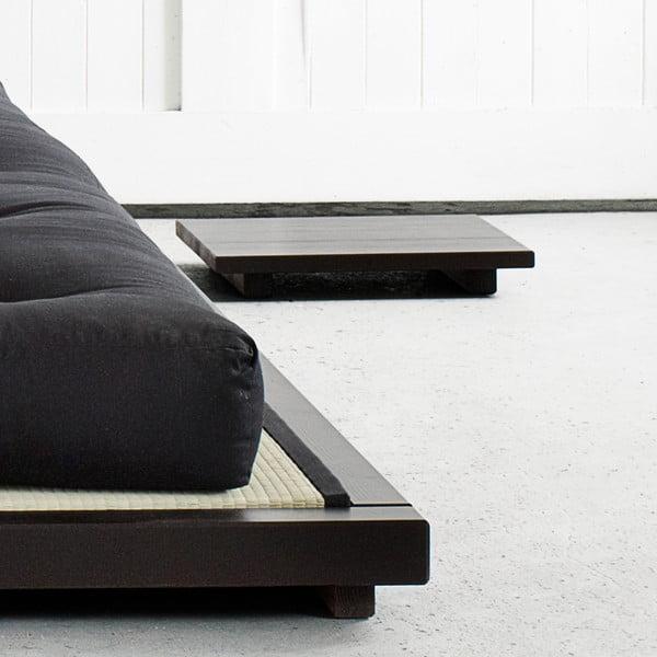 2 postranné stolíky Karup pre posteľ Karup Dock