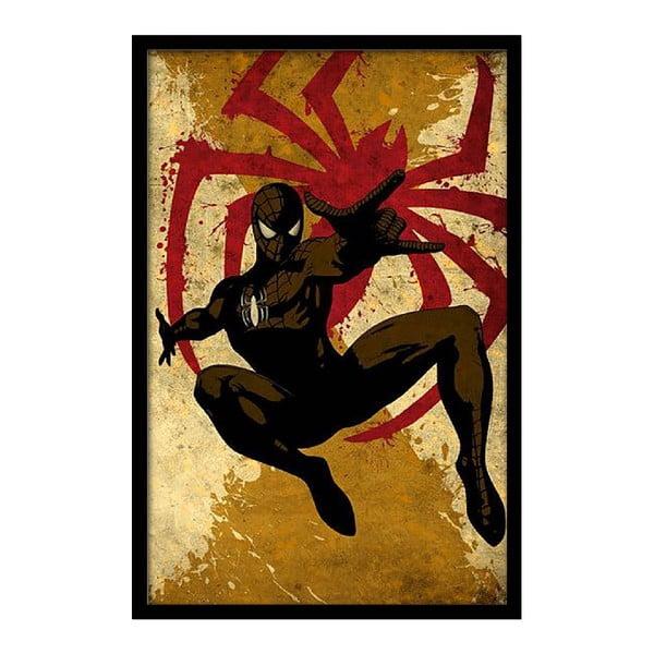 Plagát Spiderman Pose, 35x30 cm