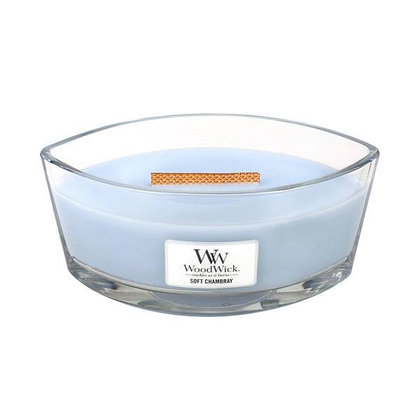Vonná sviečka WoodWick Yasmine Lullaby, 453 g, 50 hodín