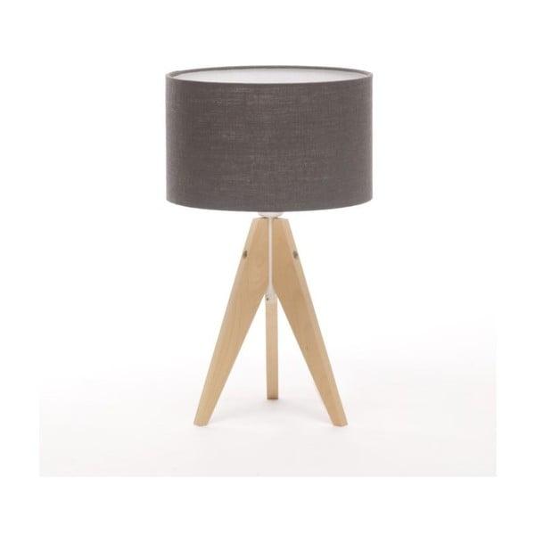 Stolová lampa Artist Solid Birch/Anthrazite