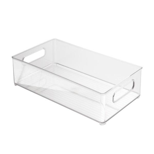 Úložný systém do chladničky InterDesign Fridge, 20x37 x 10cm