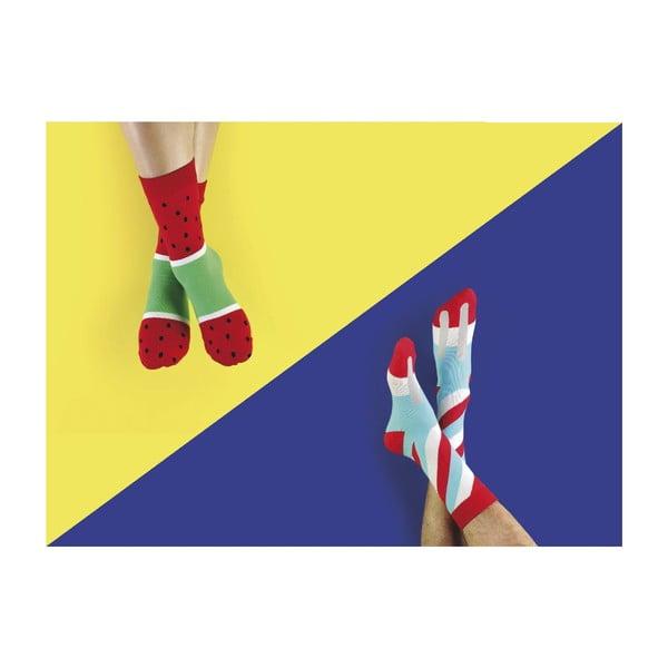 Ponožky Icepop Watermelon