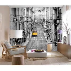 Veľkoformátová tapeta Streets Of Lisbon, 366x254 cm