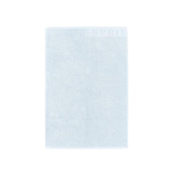Kúpeľňová predložka Esprit Solid 60x90 cm, pastelovo modrá