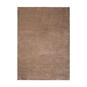 Hnedý koberec Universal Montana, 200 × 290 cm