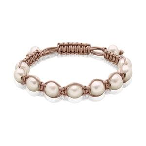 Náramok Pure Pearls Fresh Genuine Light